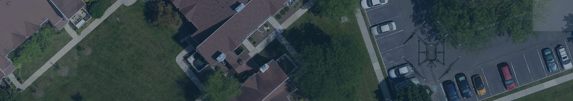 Drone Survey Services in London & Saudi Arabia | Aerial Imagery